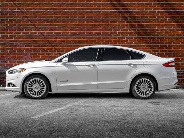 2014 Ford Fusion Hybrid Titanium Burbank, CA 5