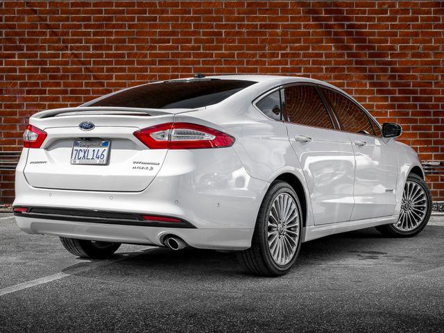 2014 Ford Fusion Hybrid Titanium Burbank, CA 6