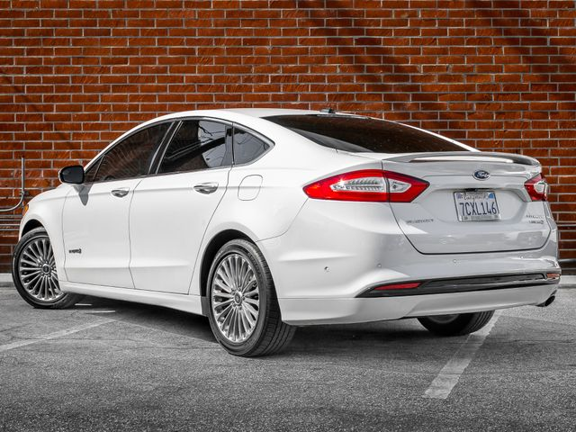 2014 Ford Fusion Hybrid Titanium Burbank, CA 7