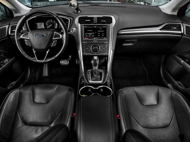 2014 Ford Fusion Hybrid Titanium Burbank, CA 8