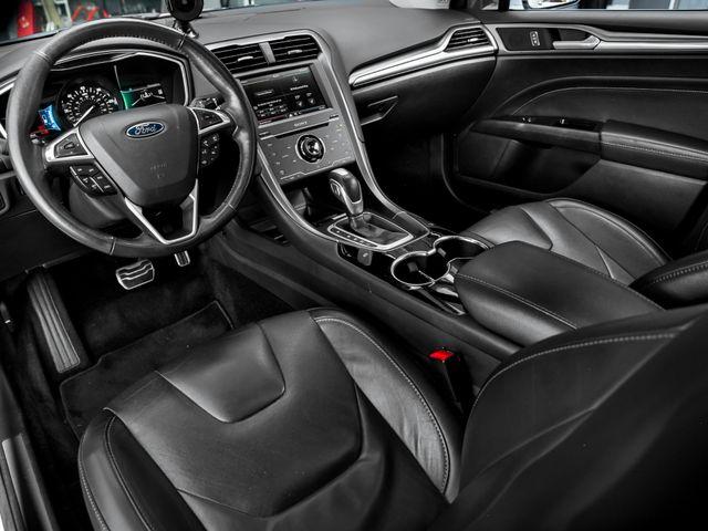 2014 Ford Fusion Hybrid Titanium Burbank, CA 9