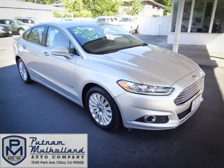 2014 Ford Fusion Hybrid SE in Chico, CA 95928