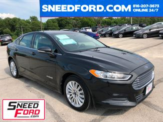 2014 Ford Fusion Hybrid SE in Gower Missouri, 64454