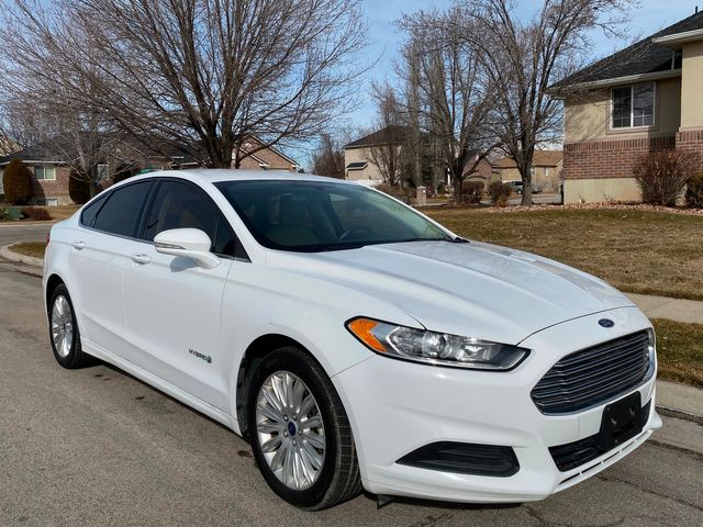 2014 Ford Fusion Hybrid SE in Kaysville, UT 84037