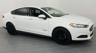 2014 Ford Fusion Hybrid S in McKinney Texas, 75070