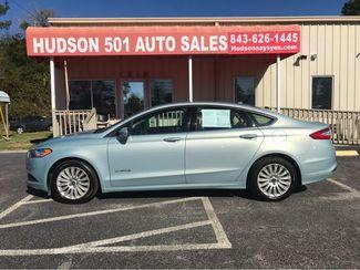 2014 Ford Fusion Hybrid SE | Myrtle Beach, South Carolina | Hudson Auto Sales in Myrtle Beach South Carolina