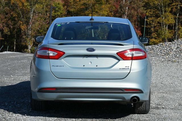 2014 Ford Fusion Hybrid SE Naugatuck, Connecticut 3