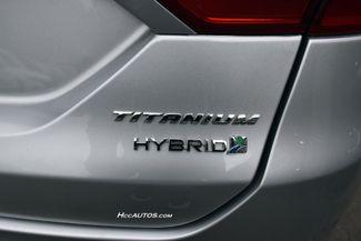 2014 Ford Fusion Hybrid Titanium Waterbury, Connecticut 13