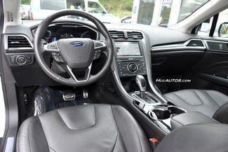2014 Ford Fusion Hybrid Titanium Waterbury, Connecticut 14