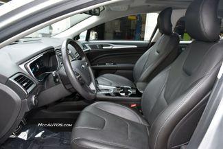 2014 Ford Fusion Hybrid Titanium Waterbury, Connecticut 15