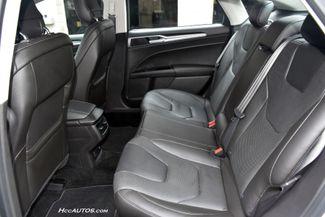 2014 Ford Fusion Hybrid Titanium Waterbury, Connecticut 16