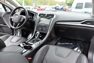 2014 Ford Fusion Hybrid Titanium Waterbury, Connecticut 18