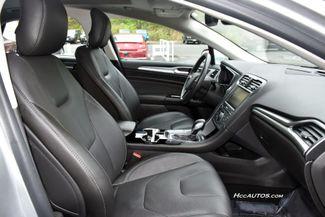 2014 Ford Fusion Hybrid Titanium Waterbury, Connecticut 19