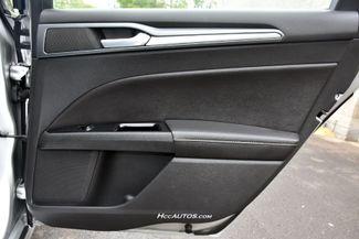2014 Ford Fusion Hybrid Titanium Waterbury, Connecticut 22