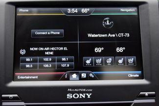 2014 Ford Fusion Hybrid Titanium Waterbury, Connecticut 31