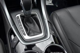 2014 Ford Fusion Hybrid Titanium Waterbury, Connecticut 33