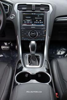 2014 Ford Fusion Hybrid Titanium Waterbury, Connecticut 35