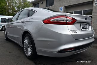 2014 Ford Fusion Hybrid Titanium Waterbury, Connecticut 4