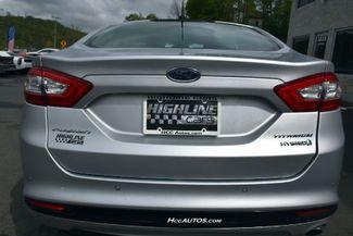 2014 Ford Fusion Hybrid Titanium Waterbury, Connecticut 5