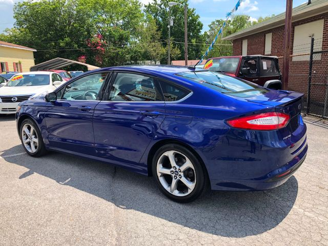 2014 Ford Fusion SE Knoxville , Tennessee 46