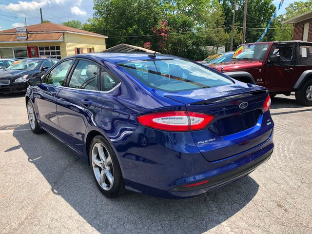 2014 Ford Fusion SE Knoxville , Tennessee 47