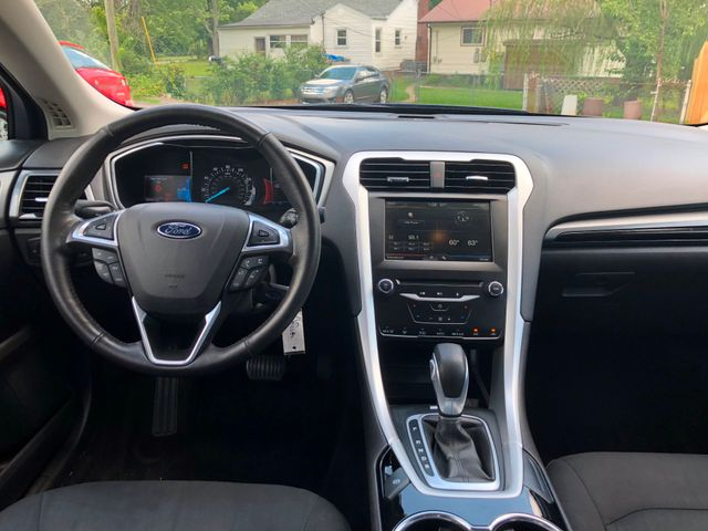 2014 Ford Fusion SE Knoxville , Tennessee 43