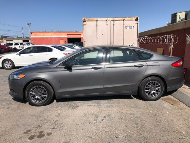 2014 Ford Fusion S CAR PROS AUTO CENTER (702) 405-9905 Las Vegas, Nevada 1