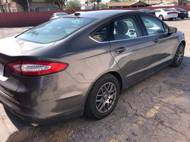 2014 Ford Fusion S CAR PROS AUTO CENTER (702) 405-9905 Las Vegas, Nevada 3