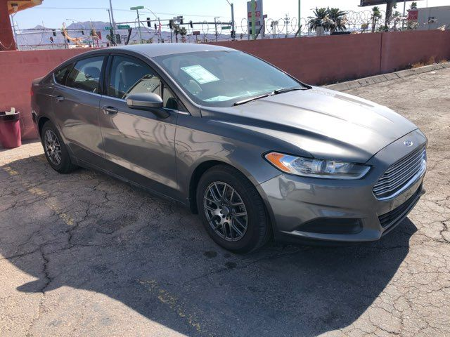 2014 Ford Fusion S CAR PROS AUTO CENTER (702) 405-9905 Las Vegas, Nevada 4
