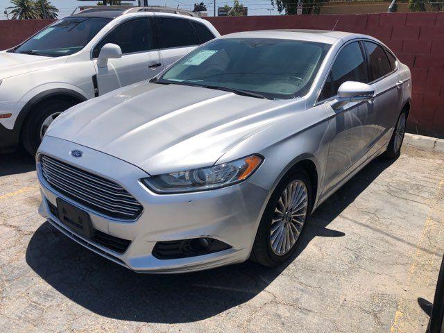 2014 Ford Fusion Titanium CAR PROS AUTO CENTER (702) 405-9905 Las Vegas, Nevada 3