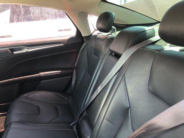 2014 Ford Fusion Titanium CAR PROS AUTO CENTER (702) 405-9905 Las Vegas, Nevada 4