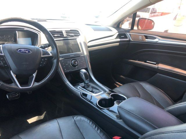 2014 Ford Fusion Titanium CAR PROS AUTO CENTER (702) 405-9905 Las Vegas, Nevada 5