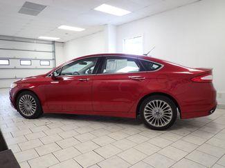 2014 Ford Fusion Titanium Lincoln, Nebraska 1