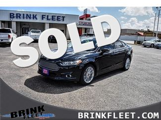 2014 Ford Fusion in Lubbock TX