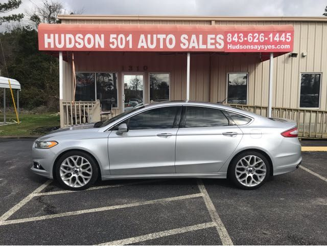 2014 Ford Fusion in Myrtle Beach South Carolina