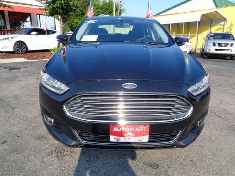 2014 Ford Fusion Titanium | Nashville, Tennessee | Auto Mart Used Cars Inc. in Nashville, Tennessee