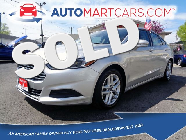 2014 Ford Fusion SE | Nashville, Tennessee | Auto Mart Used Cars Inc. in Nashville Tennessee