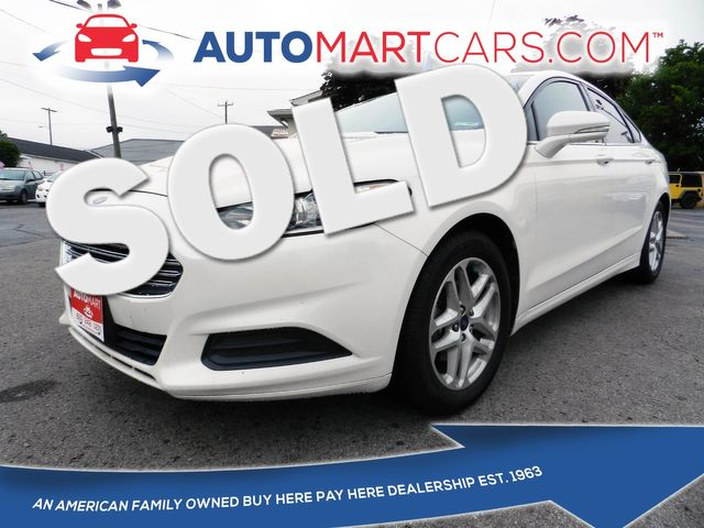 2014 Ford Fusion SE in Nashville, Tennessee 37211