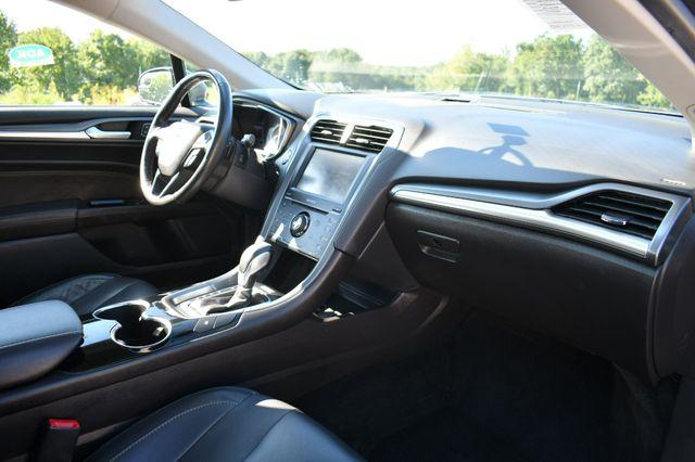 2014 Ford Fusion Titanium AWD Naugatuck, Connecticut 11