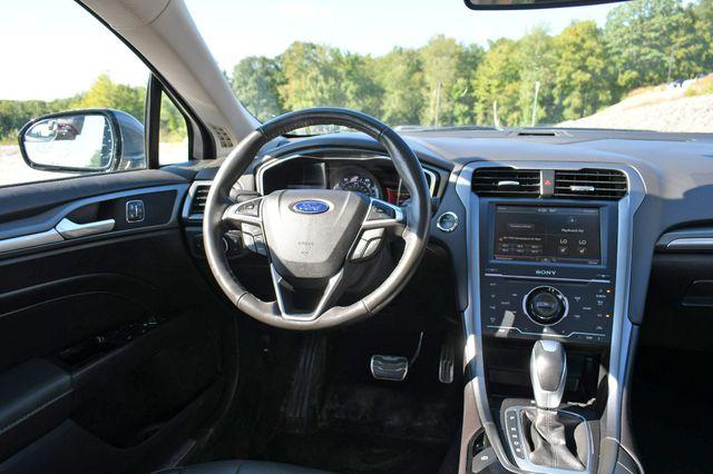2014 Ford Fusion Titanium AWD Naugatuck, Connecticut 17