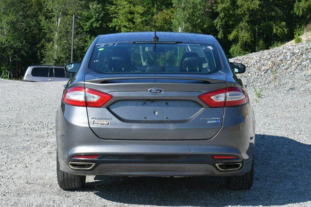 2014 Ford Fusion Titanium AWD Naugatuck, Connecticut 5
