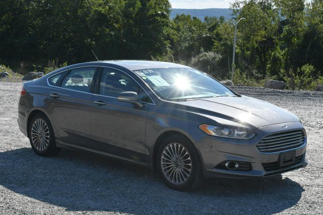 2014 Ford Fusion Titanium AWD Naugatuck, Connecticut 8
