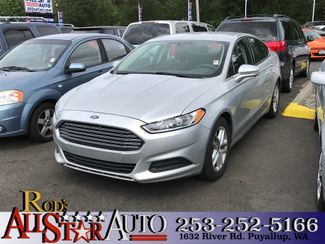 2014 Ford Fusion SE in Puyallup Washington, 98371