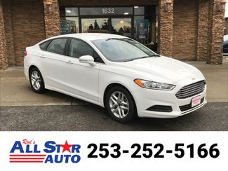 2014 Ford Fusion SE in Puyallup Washington, 98371