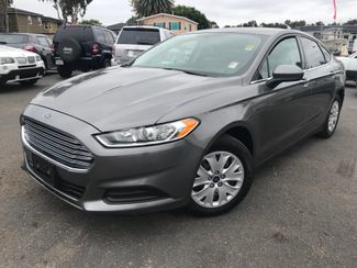 2014 Ford Fusion S in San Diego, CA 92110