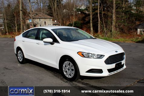 2014 Ford Fusion S in Shavertown