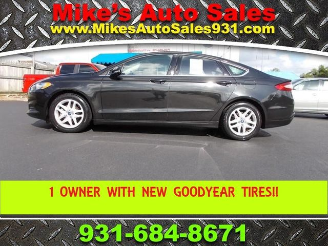 2014 Ford Fusion SE Shelbyville, TN