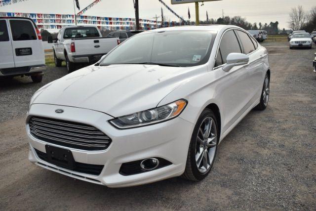 2014 Ford Fusion Titanium in Shreveport, LA 71118