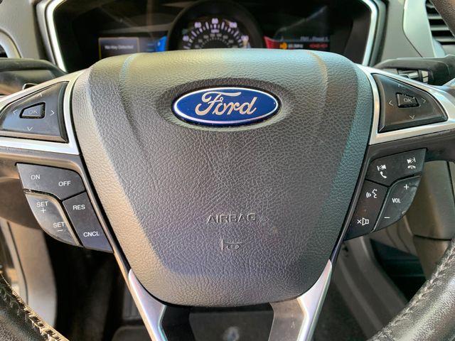 2014 Ford Fusion Titanium 3 MONTH/3,000 MILE NATIONAL POWERTRAIN WARRANTY Mesa, Arizona 17