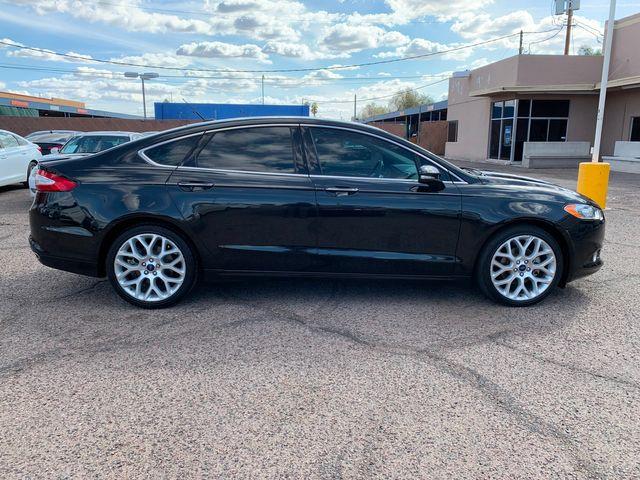 2014 Ford Fusion Titanium 3 MONTH/3,000 MILE NATIONAL POWERTRAIN WARRANTY Mesa, Arizona 5